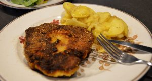 southern soupy potato recipe