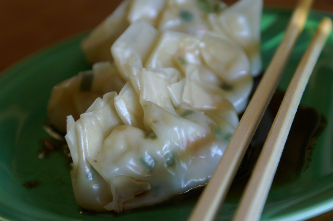 fusion shrimp dumpling recipe
