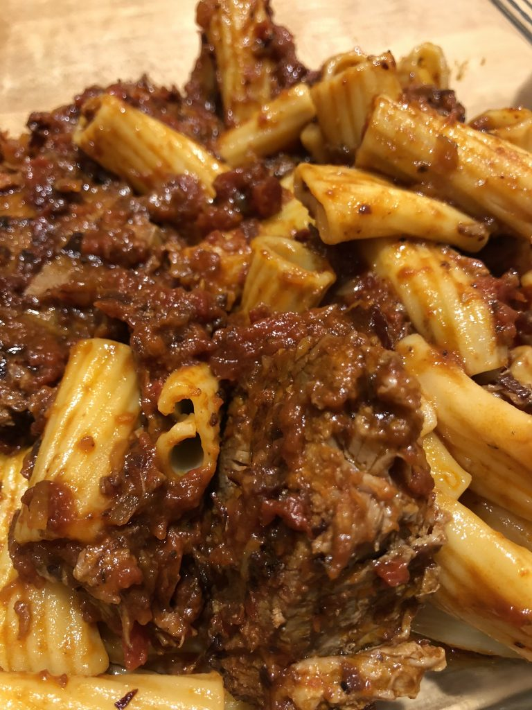 Italian Tomato Sauce With Meat Culinary Immigration