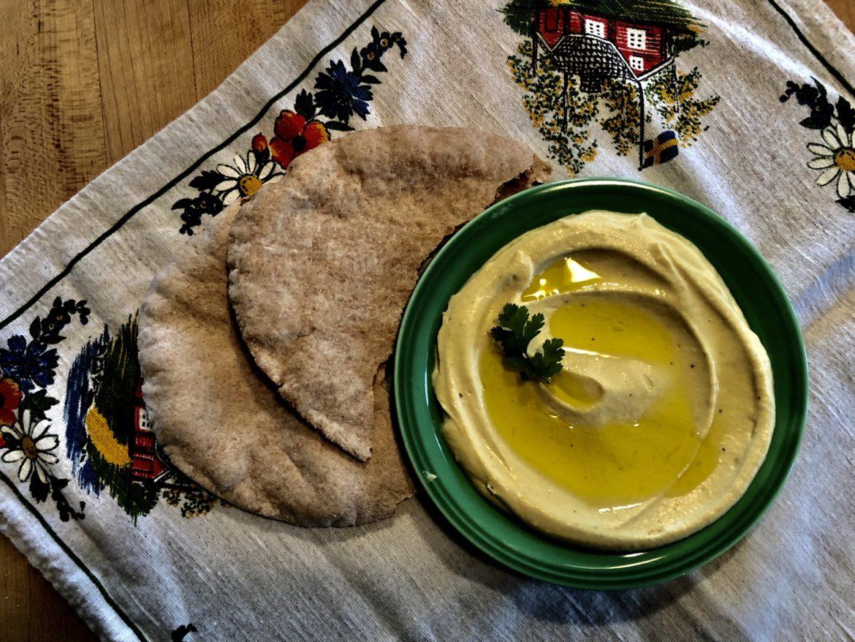 delicata squash hummus recipe