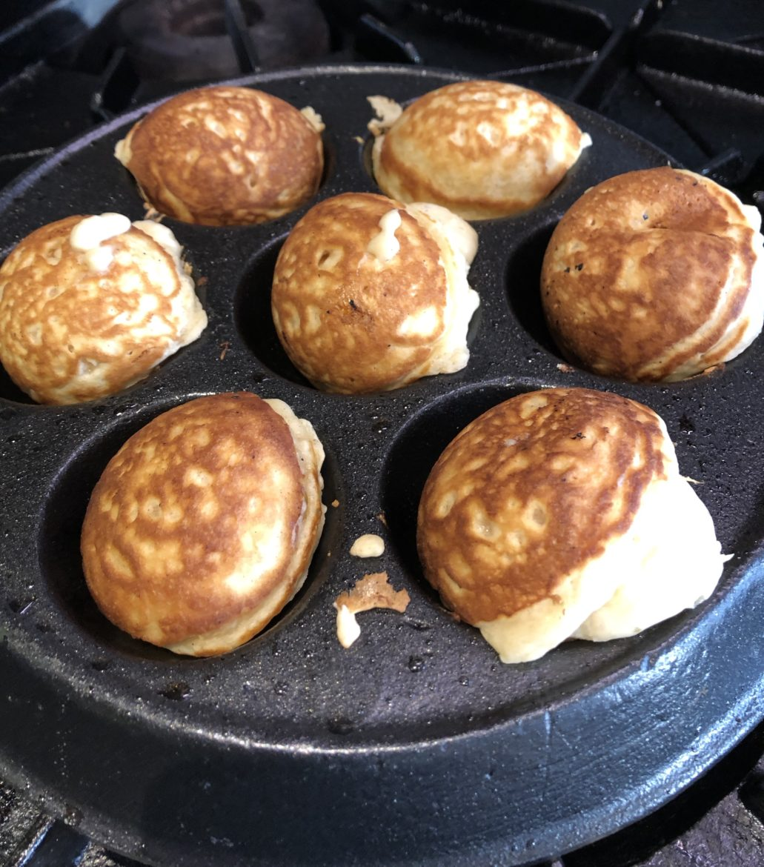 Scandinavian pancakes