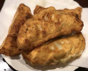 Sicilian Fried Calzone
