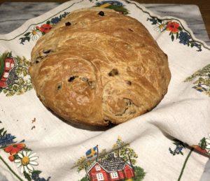 irish bram brack bread