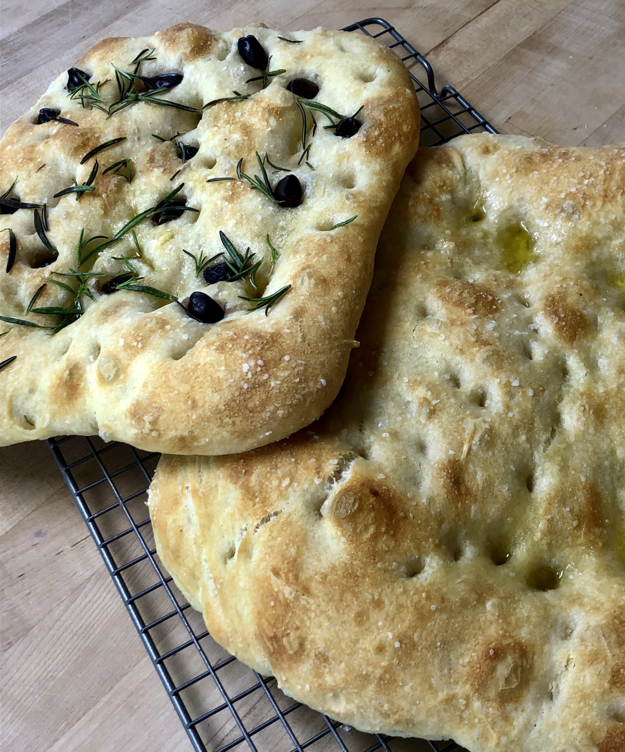 Focaccia Bread Recipe Culinary Immigration Culinary Immigration